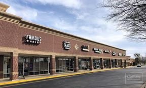 Retail Space in Fairview Market