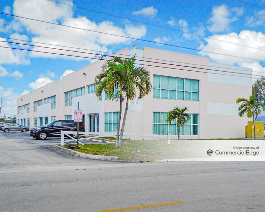 7825 & 7855 NW 29th Street