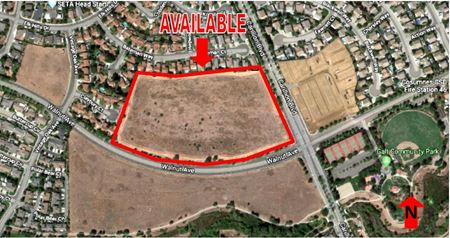 3 Parcels with ±15.62 Total Acres Available For Sale!! - Galt