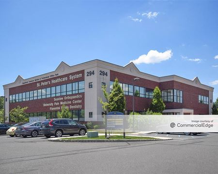 Clearbrook Commons Medical & Professional Office Park - 294 Applegarth Road - Monroe Township