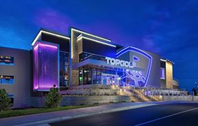 NC Durham Topgolf Anchored Center - Durham