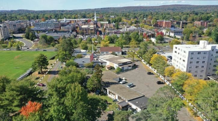 A Walkable West Hartford Center Redevelopment Opportunity