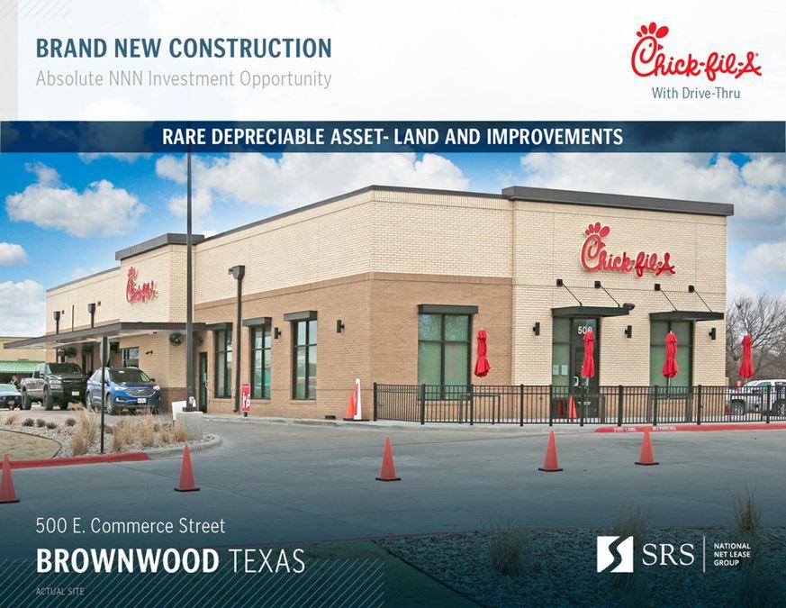 Brownwood, TX - Chick-fil-A