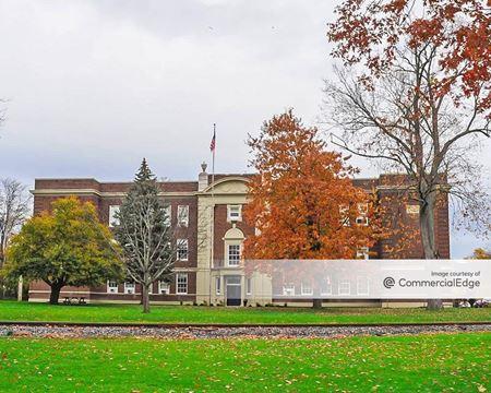Academy Square Building - Seneca Falls