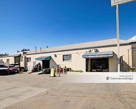 Coliseum Business Center - Oakland