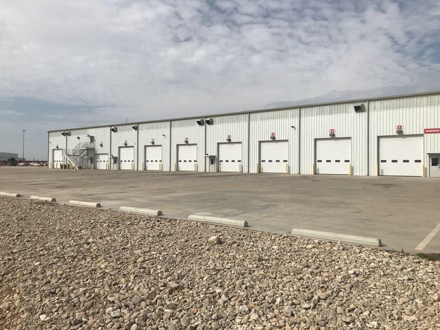 Halliburton Industrial Campus on 9.293 AC