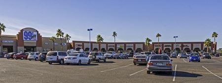 Pioneer Village Shopping Center - Yuma