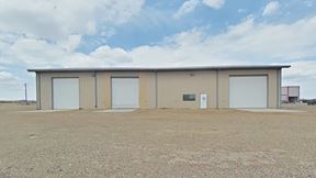 9,720 SF Industrial Warehouse on 2.5 AC - Dore