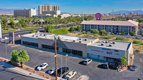 WIGWAM RETAIL CENTER - Las Vegas