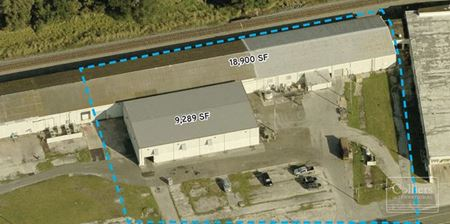 Paradise Commerce Center | 28,000+ SF General Purpose Industrial Building - Plant City