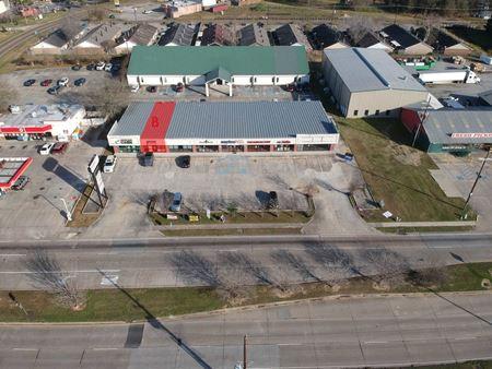 Coursey Boulevard Retail at Cedarcrest - Baton Rouge