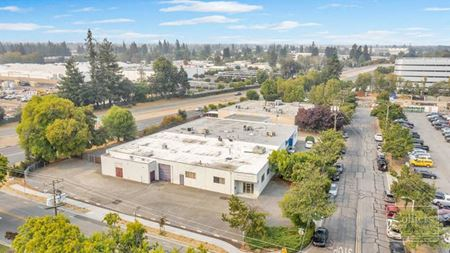 INDUSTRIAL BUILDING FOR SALE - Sunnyvale