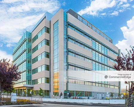 Gilead Sciences Campus - 357 Lakeside Drive - San Mateo