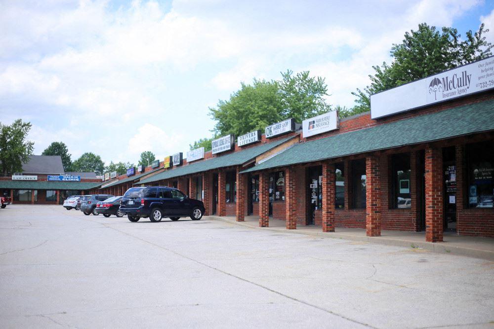 Plaza Southwest Retail Center