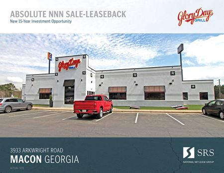 Macon, GA - Glory Days - Macon