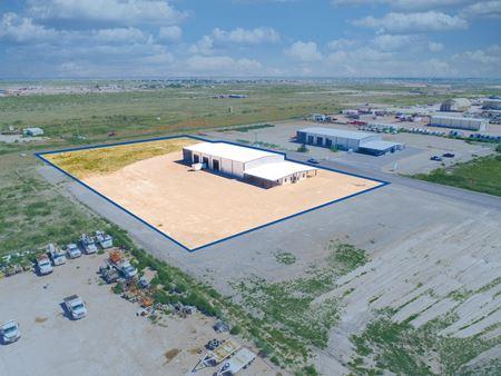 New Construction: 3 Bay Shop w/ Wash-Bay - Midland