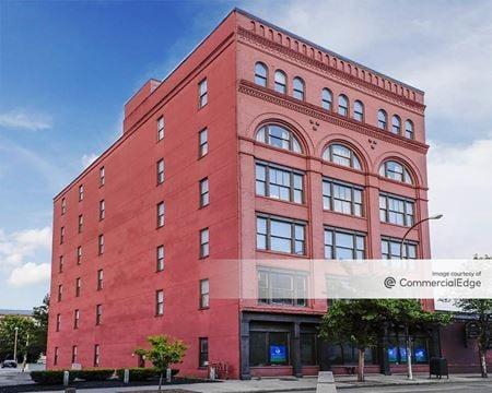 Court-Exchange Building - Rochester