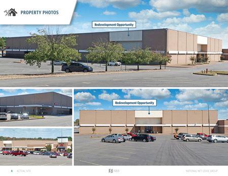 Little Rock, AR - Former Sears - North Little Rock