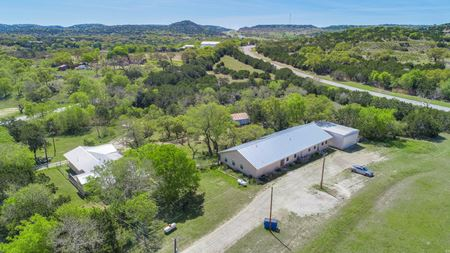10.3 Unrestricted Acres & Offices, Home For Sale Near Boerne Texas - Boerne