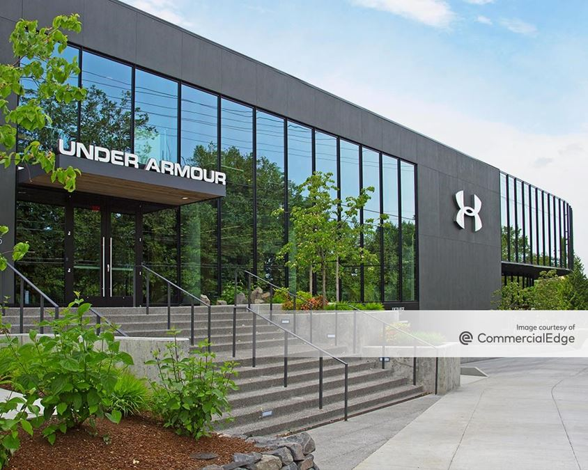 Under Armour Portland Headquarters