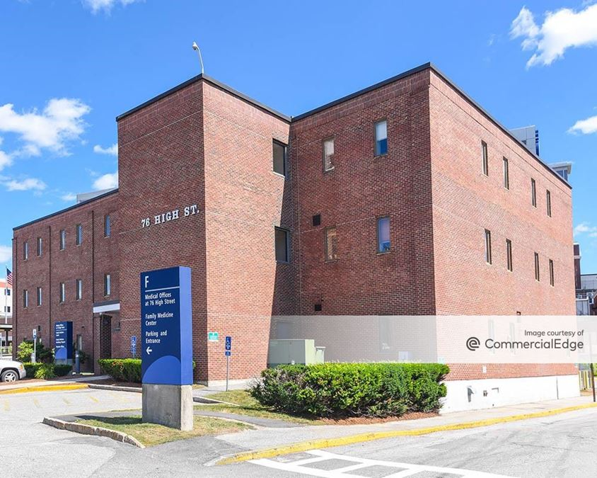 Central Maine Medical Center - 76 High Street