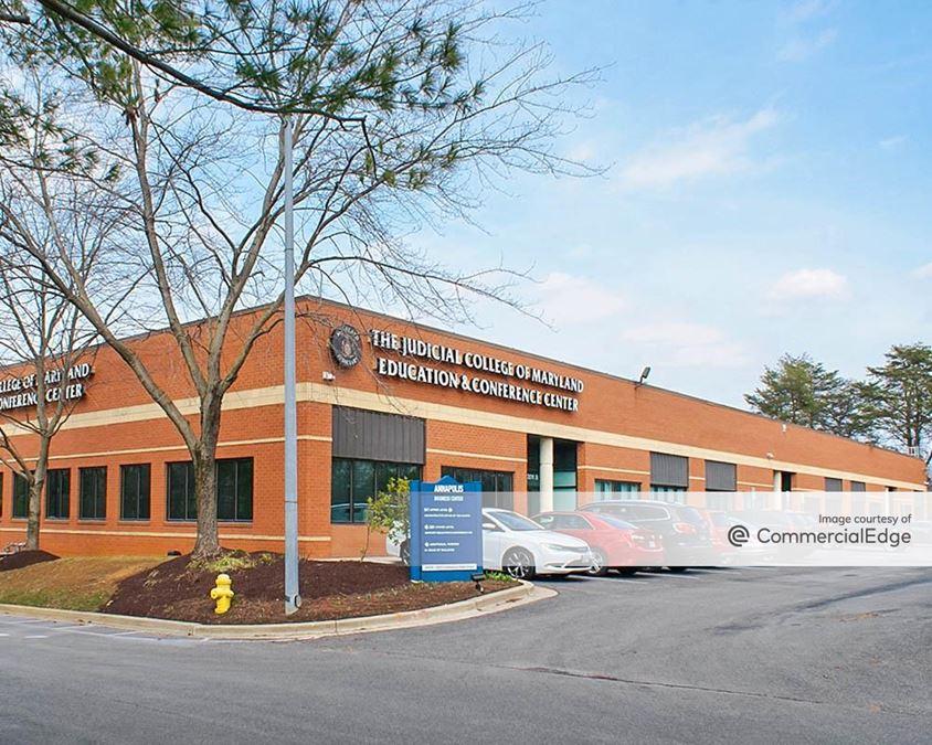 Annapolis Business Center - 2009-2011 Commerce Park Drive
