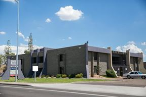 Two Story Multi-Tenant Office Building