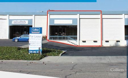 INDUSTRIAL SPACE FOR LEASE - Fremont