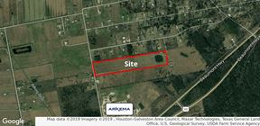 33.72 Acres of Land with Office in Crosby