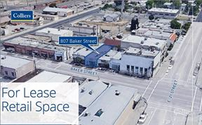Retail Space in Old Town Kern