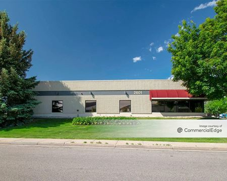 Plum Tree Plaza - 2601 & 2607 Midpoint Drive - Fort Collins