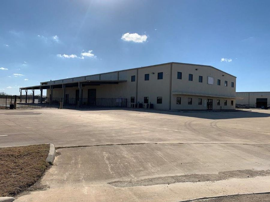 Industrial Facility w/ Wash-Bay + Explosives Bunker