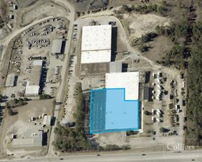 ±90,0000 SF Industrial Space Available for Lease in West Columbia, SC