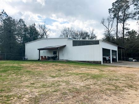 Office/Warehouse Building For Sale - Conroe