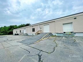 Flex/Warehouse Manufacturing Space