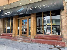 Downtown Ann Arbor Restaurant Space