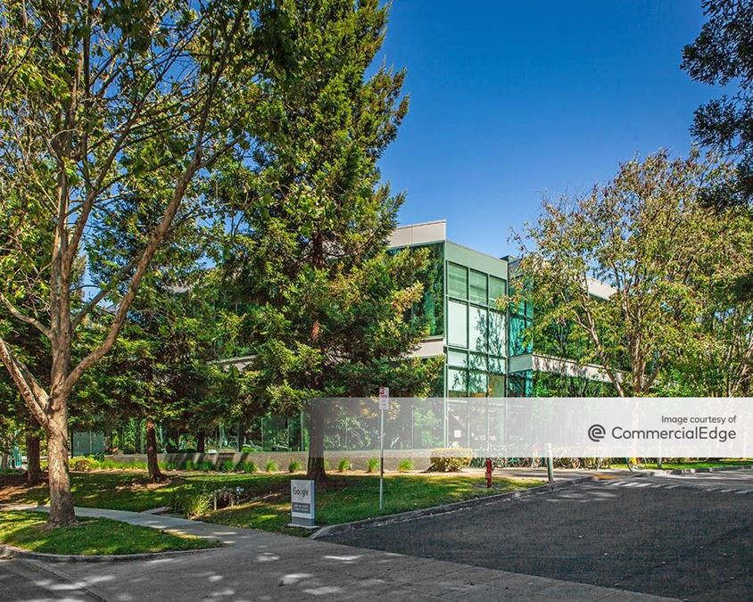 Google Mountain View Campus - 1875 Charleston Drive