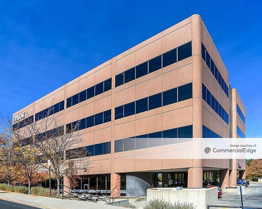 Denver Tech Center - First Bank Building