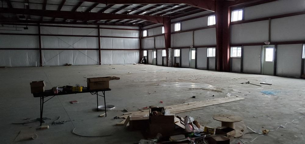 Brand New Industrial Space