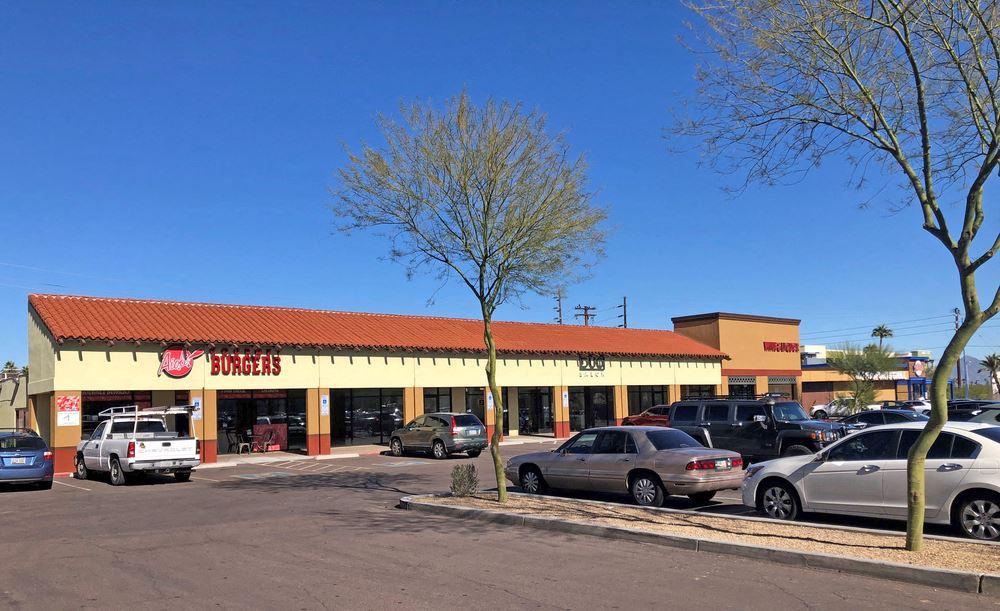 Paradise Hills Shopping Center