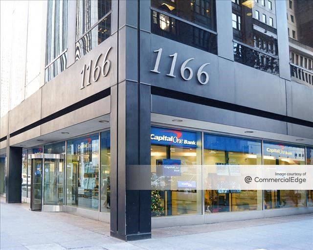 1166 Avenue of the Americas