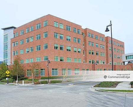 Sacred Heart Medical Center at RiverBend - RiverBend Pavilion - Springfield