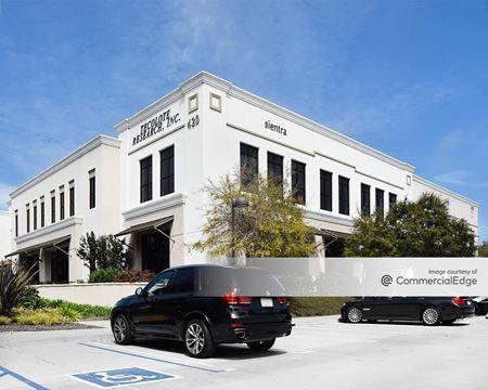 Fairview Business Center - 420 South Fairview Avenue - Goleta