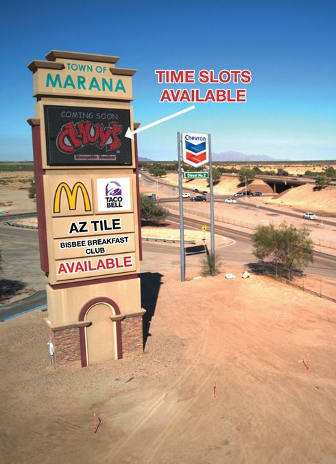 Marana Main Street - Blocks For Sale