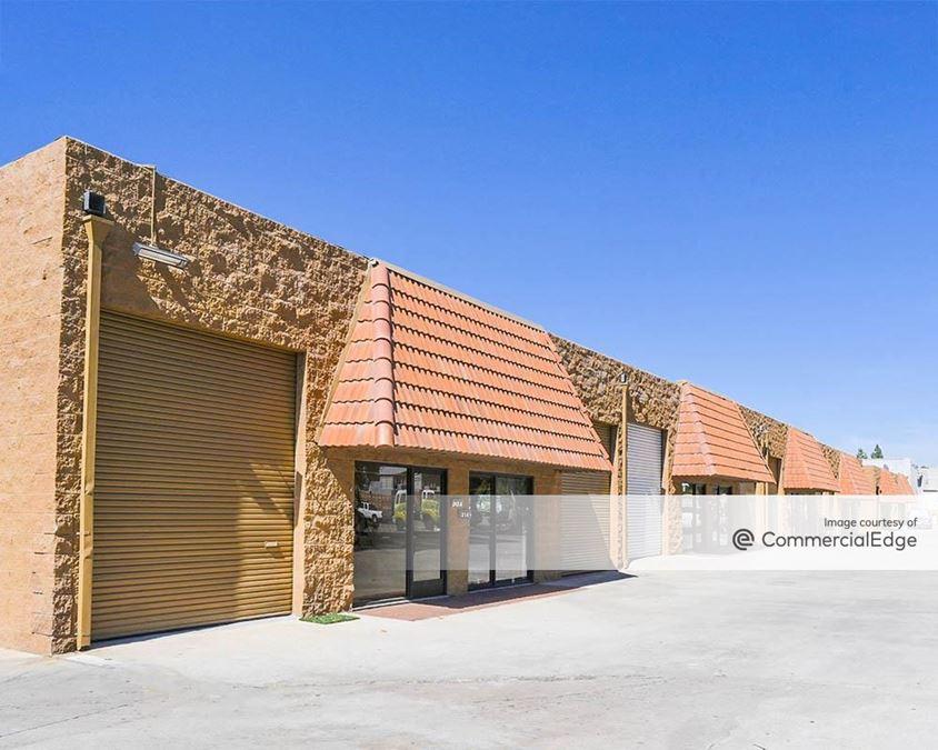 Tarzana Industrial Park