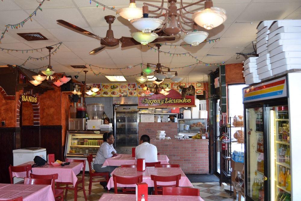 Restaurante El Oaxaqueno