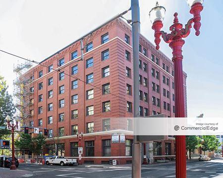 Mason Ehrman Building & Annex - Portland