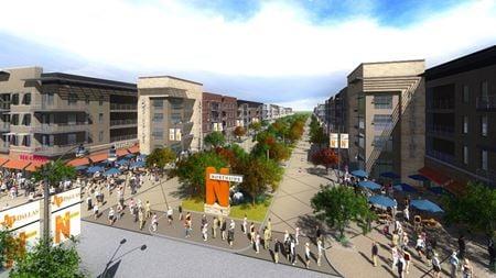 Northside Retail at University of Texas at Dallas - Richardson