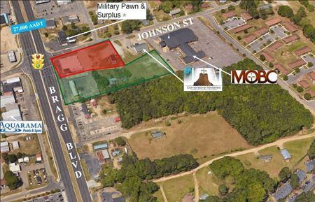Bragg Blvd Corner Lot - Fayetteville