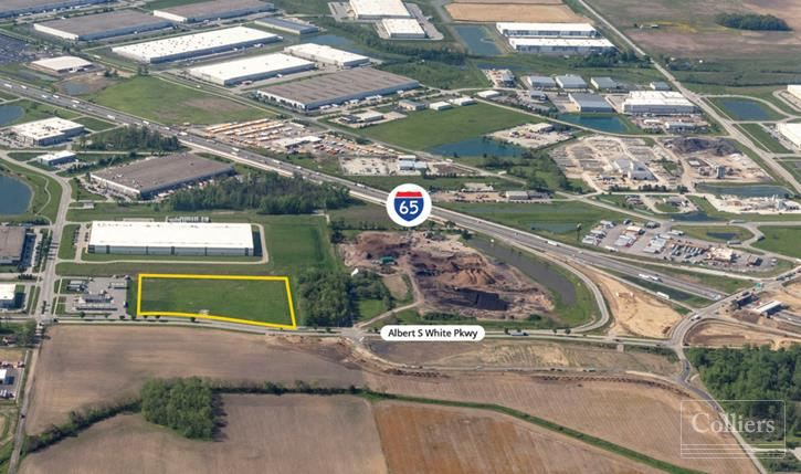 Land Opportunity in Whitestown